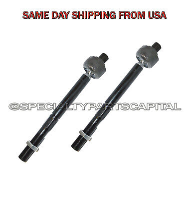 Mercedes W212 E Class Inner Outer Tie Rod End Right 2123302103 2123302203 Set 2