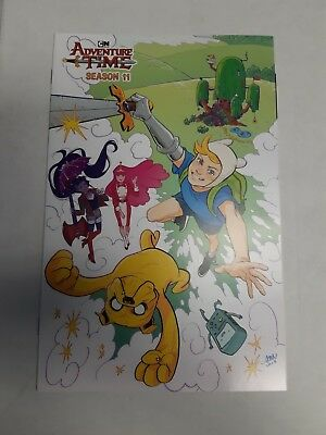 ADVENTURE TIME SEASON 11 #1 1:15 Audrey Mok Variant Boom Comic Book NM 2018