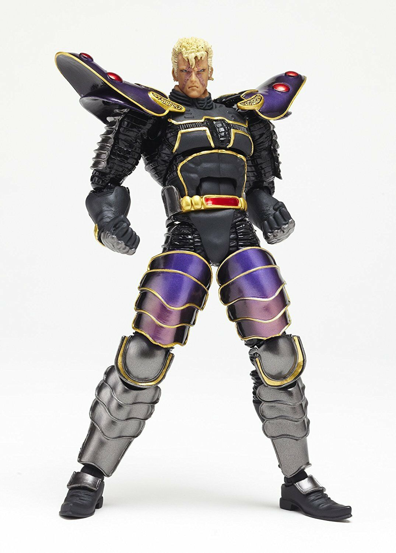 Kaiyodo Fist of  the North Star Legacy of Revoltech KAIOH Japan version  40% de réduction