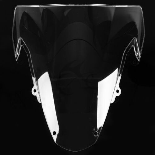 Crystal Windscreen Windshield Screen Protector For Suzuki GSXR1000 K3 2003 2004