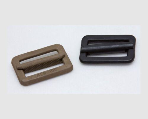 """Para Adjuster Bar For 1.75/"""" Rigger/'s Belts /& Similar-Black-Coyote"""
