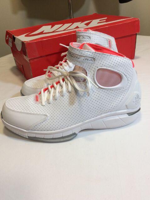 big sale 1bdde 1d424 Nike Air Zoom Huarache 2k4 Kobe Men s Basketball SNEAKERS 308475-102 Sz 12  for sale online   eBay