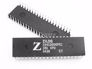 Z84C0006 Z80 CPU 6MHz