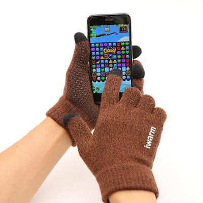 Multi Colour High Quality Ladies Women Half Finger Magic Thermal Gloves
