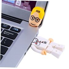 Funny Cute 8GB Doctor Model USB 2.0 Memory Flash Stick Pen Drive Gift New GU