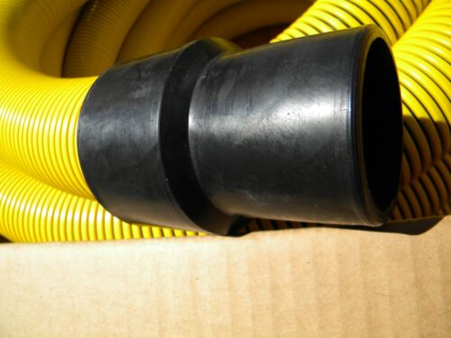 "Carpet Cleaning 2/"" Truckmout Extractor Vacuum Hose"