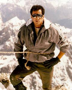 SYLVESTER-STALLONE-CLIFFHANGER-1040708-8X10-FOTO-Other-MISURE-Inc-POSTER