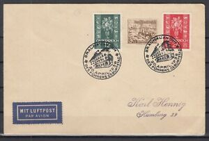 G3331-GERMANY-REICH-AUSTRIA-1938-MIXED-FRANKING-AIRMAIL-COVER