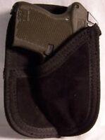 Back Pocket Wallet Holster For Cobra Ca32,ca380
