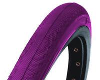 Purple 700 X 23c Dsi Tyres For Fixie Racer Sports Road Semi-slick Sri-89