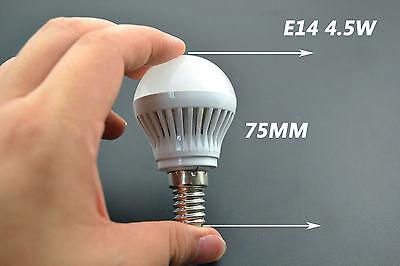 E14 E27 Base Cool Warm White Candle Globe Bulbs SMD LED Light Lamp 3/5/6/7/9/12W