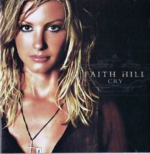 Cry Faith Hill Music CD 2002 Free Cry When the Lights Go Down Beautiful