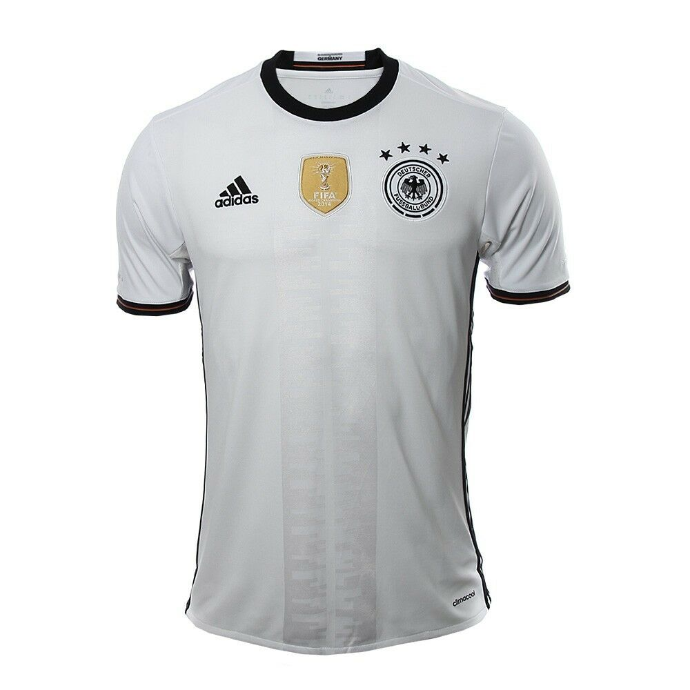 ADIDAS DFB HOME JSY T-SHIRT SELECTION GERMANY DEUTSCHLAND 2016 AI5014 HEMD