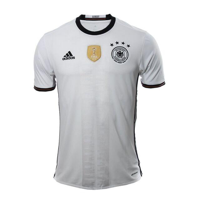 ADIDAS DFB HOME JSY T-SHIRT SELECTION GERMANY DEUTSCHLAND 2016 AI5014 HEMD