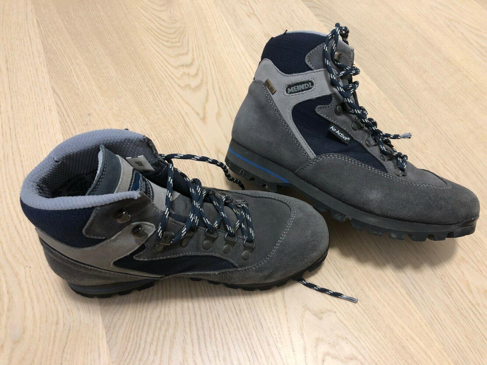 Meindl  gore tex Hiking approach zapatos trekking botas UE 41  mas preferencial