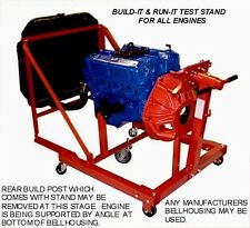 FORD 302/5.0-CHEVY-CHRYSLER ENGINE TEST STAND PLANS CD