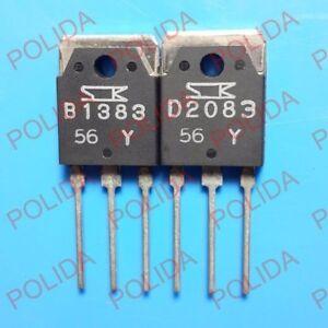 Sanken TO3PF hacer Estuche De Silicio Npn-Transistor 2SD2438