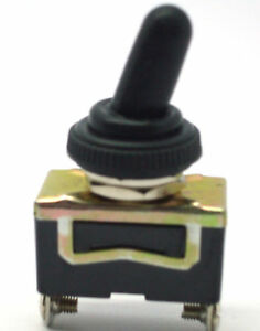 Waterproof switch with boot toggle switch for marine use NEW