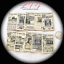 2-DAILY-PROPHET-NEWSPAPERS-Miniature-Dollhouse-1-12-Scale-Potter-Magic-Wizard thumbnail 7