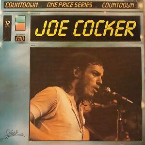 LP (Vinyl) Joe Cocker - Count Down - Splash - One Price Series - Cube Records - Bad Harzburg , Deutschland - LP (Vinyl) Joe Cocker - Count Down - Splash - One Price Series - Cube Records - Bad Harzburg , Deutschland