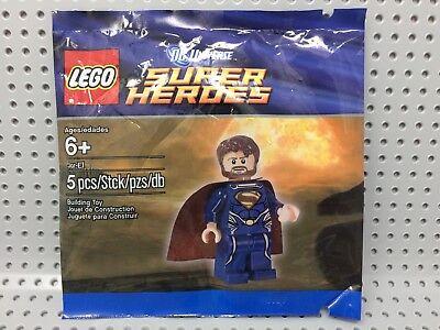 2013 DC COMICS SUPER HEROES JOR-EL 5001623 MINIFIGURE POLYBAG SEALED