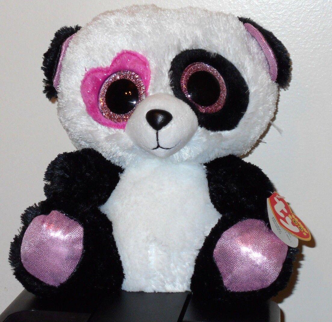 Ty mütze boos - mandy die 9 zentimeter größe medium die panda - mint w   mint - tag