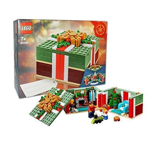 LEGO Christmas Seasonal Seasonal Seasonal Box Promo Set 40292 ddcd3f