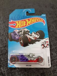 Mattel-Hot-Wheels-Spector-Nuevo-Sellado