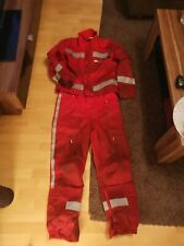 TEXPORT Rescue II Höhenretter Overall // Feuerwehrjacke // NOMEX // HuPF