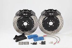 Details about Front 380mm 8-Pot PB Brakes Big Brake Kit for Nissan Skyline  GTR R32 R33 R34 R35