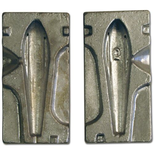 100-150g Various Sizes Angel domain Lead Mold Surf Lead
