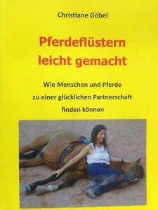 Buch Pferdeflüstern leicht gemacht