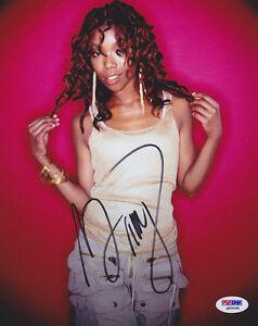 Brandy-Norwood-SIGNED-8x10-Photo-Zoe-Ever-After-Moesha-PSA-DNA-AUTOGRAPHED
