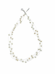 Freshwater-Pearl-Multi-Strand-Necklace-42-46cm