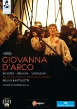 Giovanna D'Arco, New DVDs