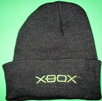 Original Xbox Launch Official Merchandise Classic Ski Cap Rare Free Ship