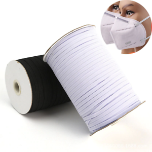 3mm-5mm-6mm-Elastic-Band-For-Mask-3mm-12mm-Wide-Elastic-Cord-Ribbon-Rubber-Band