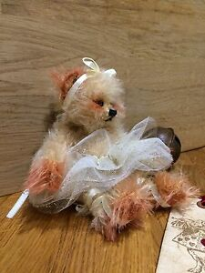 mohair bear shabby chic Artists Bear Please Allow 10 Working Days For Dispatch