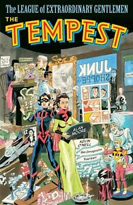 League-of-Extraordinary-Gentlemen-THE-TEMPEST-HC-by-Alan-Moore-amp-Kevin-O-039-Neill