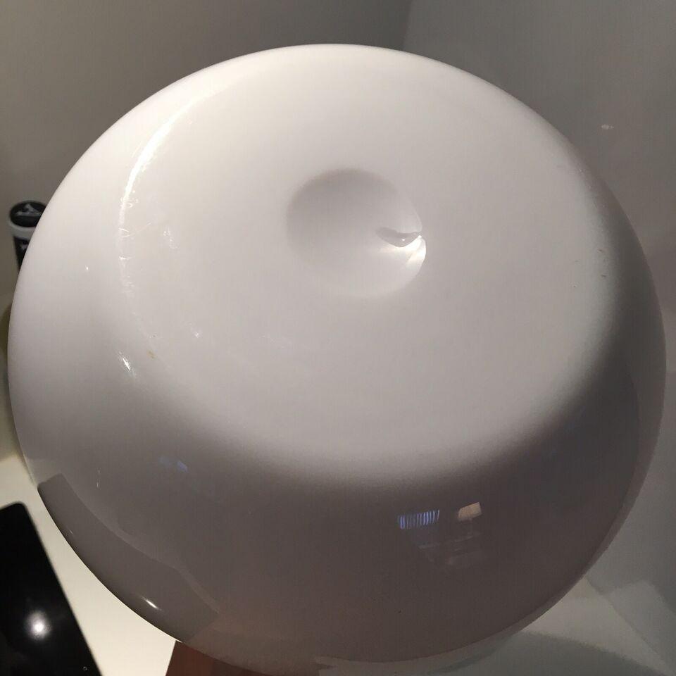 Vase, Høj opal vase, Holmegaard