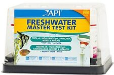 Aquarium Test Kit, Freshwater Master Conditions PH Ammonia Nitrite Fish Tank New