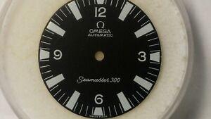 OMEGA-Seamaster-300-Zifferblatt-165-024-Vintage-Top-Zustand