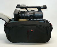 Pro Mf3 Ultra 4k Ag Camcorder Bag For Panasonic Ac30 Ac90 Camcorder