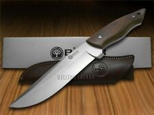 BOKER ARBOLITO Guayacan Ebony Wood Venador Fixed Blade Stainless Knives Knife