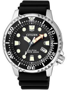citizen men 39 s eco drive promaster diver black watch bn0150. Black Bedroom Furniture Sets. Home Design Ideas