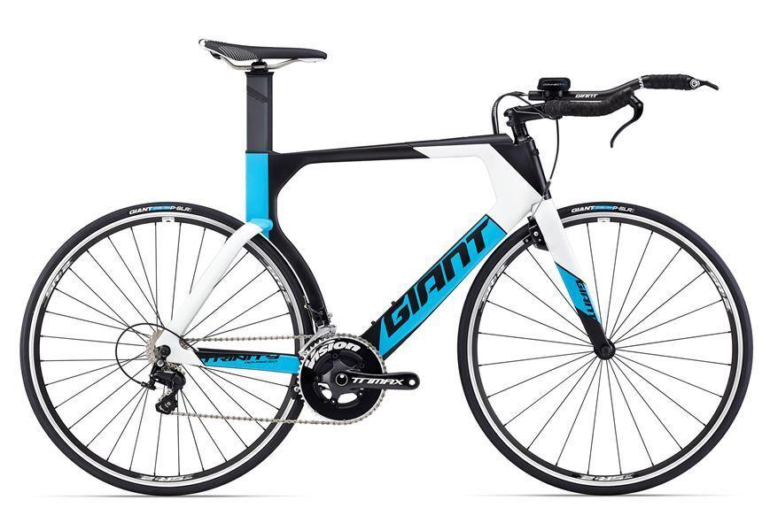 NIB Road Giant Trinity Advanced 2016 Complete Bike Size Small