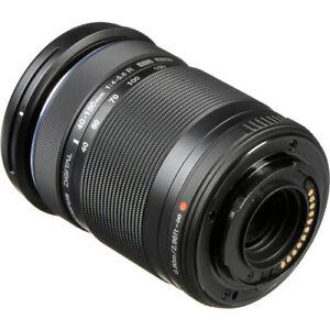 BRAND NEW Olympus M.Zuiko Digital ED 40-150mm f/4-5.6 R Lens Black *2DAY SHIP*