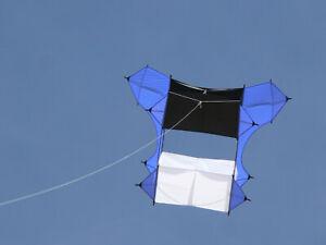 EINLEINER Drachen - CODY Pro Lenkdrachen Kite Kastendrachen Steigdrachen