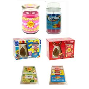 Assorted-Chupa-Chups-Skittles-Swizzels-Wax-Melts-Burner-amp-Candles-1-Supplied