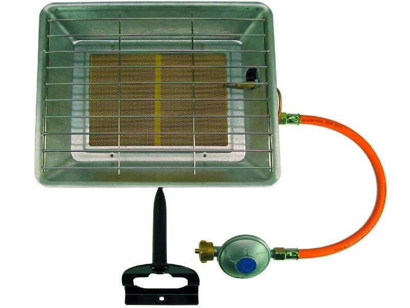 Hawe gasheizstrahler gasheizungsstahler radiador 2 - 4,3 kw s